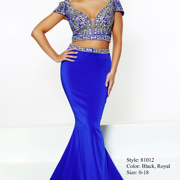 2 Cute Dresses & Skirts - 2 Piece Prom Dress or Formal Dress